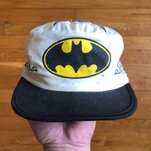 Vintage Batman painters cap in good condition